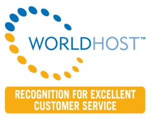 A World Host recognised business